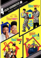 4 Film Favorites: House Party Collection Movie