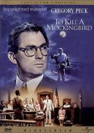 To Kill A Mockingbird: Collectors Edition Movie