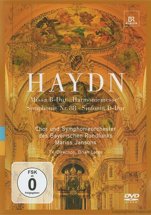 Haydn: Sinfonia In D Major, Symphony In G Major, Harmony Movie