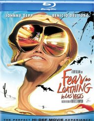 Fear And Loathing In Las Vegas Blu-ray