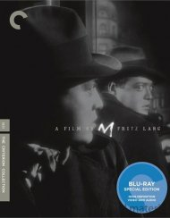 M: The Criterion Collection Blu-ray