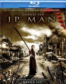 IP Man Blu-ray