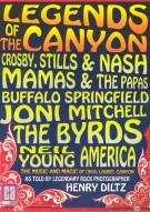 Legends Of The Canyon: Classic Artists Movie