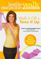 Leslie Sansone: Walk Your Way Thin - Walk It Off & Tone It Up Movie
