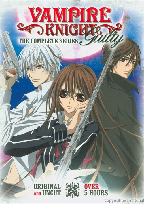 Vampire Knight: Guilty - The Complete Series Movie