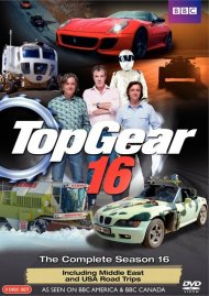 Top Gear 16: The Complete Season 16 Movie