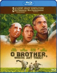 O Brother, Where Art Thou? Blu-ray