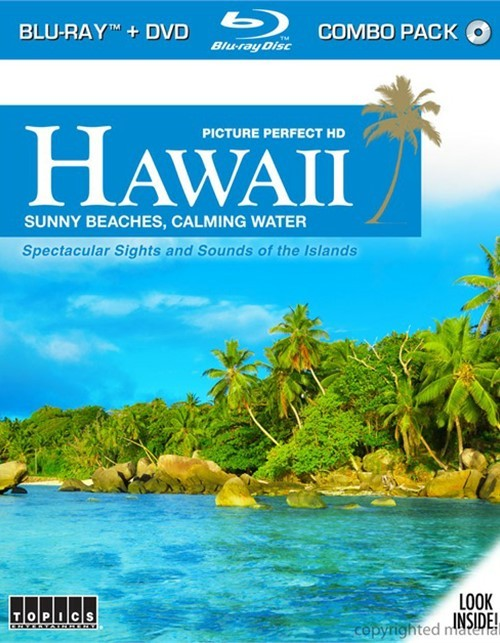 Picture Perfect HD: Hawaii (Blu-ray + DVD Combo) Blu-ray