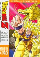 Dragon Ball Z: Movie Pack #3 Movie