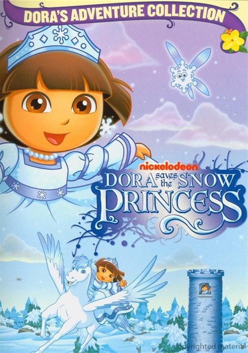 Dora The Explorer: Dora Saves The Snow Princess Movie