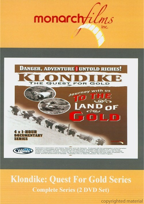 Klondike: Quest For Gold - Complete Series Movie