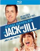 Jack And Jill (Blu-ray + UltraViolet Combo) Blu-ray