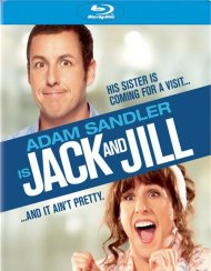 Jack And Jill (Blu-ray + UltraViolet Combo) Blu-ray