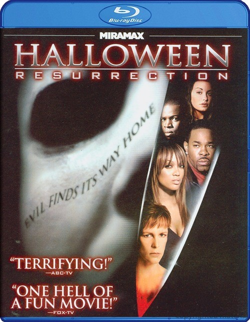 Halloween: Resurrection Blu-ray