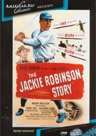 Jackie Robinson Story, The Movie