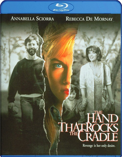 Hand That Rocks The Cradle, The Blu-ray