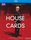 House Of Cards Trilogy: Special Edition Blu-ray
