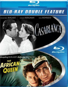 Casablanca / African Queen (Double Feature) Blu-ray