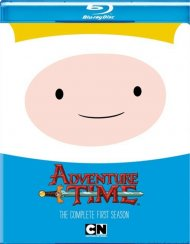 Adventure Time: The Complete First Season Blu-ray