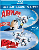 Airplane / Airplane 2 (Double Feature) Blu-ray