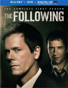 Following, The: The Complete First Season (Blu-ray + DVD + UltraViolet) Blu-ray