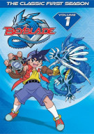 Beyblade: The Classic First Season - Volume 1 Movie