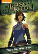 Legend Of Korra, The: Book Four - Balance Movie