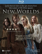 New Worlds Blu-ray
