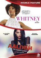 Whitney / Aaliyah (DVD + UltraViolet) Movie