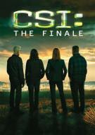 CSI: Crime Scene Investigation - The Finale Movie