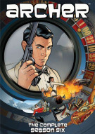 Archer: The Complete Season Six Movie