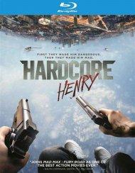 Hardcore Henry (Blu-Ray) Blu-ray