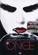 Once Upon A Time: The Complete Fifth Season Movie