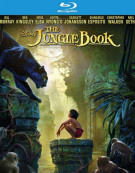 Jungle Book, The (Blu-ray + DVD + Digital HD) Blu-ray