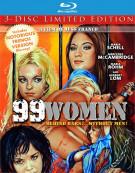 99 Women (Blu-ray + CD Combo) Blu-ray