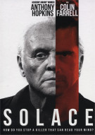Solace (DVD + UltraViolet) Movie