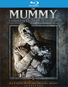 The Mummy: Complete Legacy Collection Blu-ray