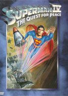Superman IV: The Quest For Peace Movie
