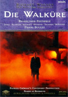 Die Walkure: Wagner - Pierre Boulez Movie