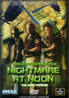 Nightmare At Noon Movie