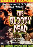 Bloody Dead, The / Creature With The Blue Hand (Double Feature) Movie