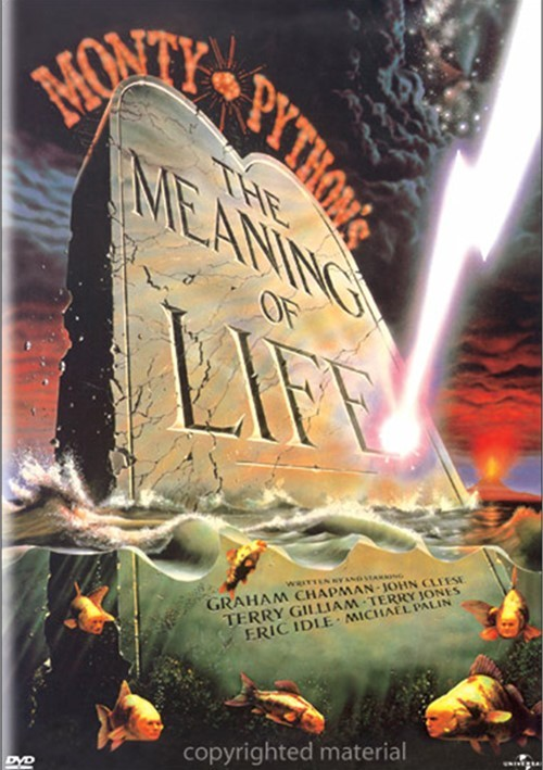 Monty Pythons The Meaning Of Life Movie