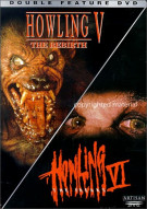 Howling V: The Rebirth / Howling VI: The Freaks (Double Feature) Movie