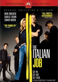 Italian Job, The (Widescreen) Movie