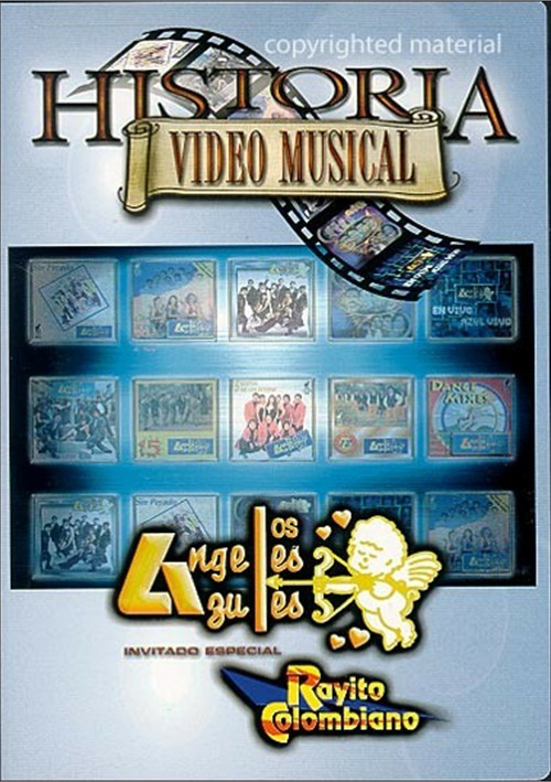 Historia Video Musical: Los Angeles Azule Movie