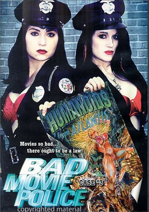 Bad Movie Police: Case 3 - Humanoids From Atlantis Movie