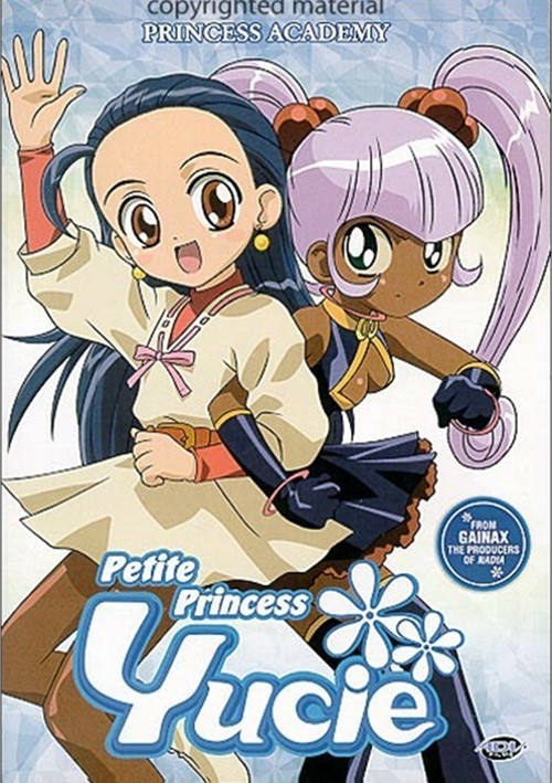 Petite Princess Yucie: Volume 1 - Princess Academy Movie