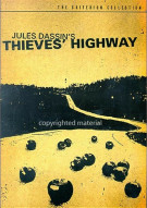 Thieves Highway: The Criterion Collection Movie