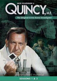 Quincy, M.E.: Seasons 1 & 2 Movie