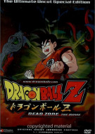 Dragon Ball Z: Dead Zone - The Movie (Ultimate Uncut Special Edition) Movie